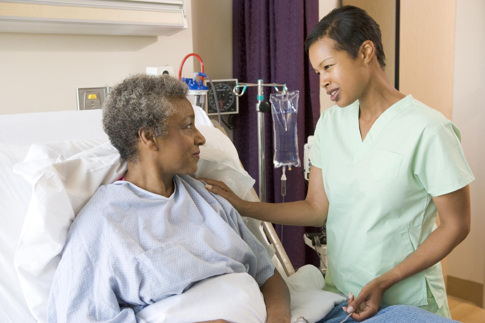 Long Term Care (LTC) at Cimarron Place Health & Rehabilitation Center nursing home. Providing 24 hour healthcare to patients.
