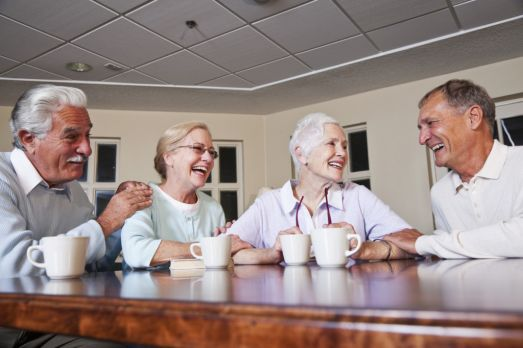 Residents receiving quality healthcare at Cimarron Place nursing home in Corpus Christi, TX